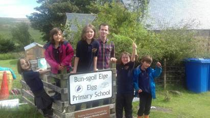 Eigg Primary School 2